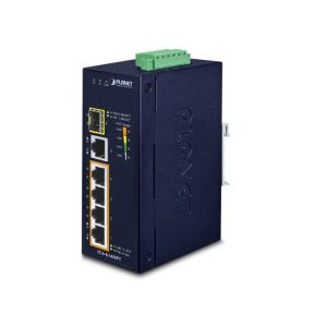 Industrial Switch PoE Planet IGS-614HPT